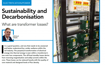 Have a read of ATL Transformers Industry supported article in this months Rail Engineer magazine.